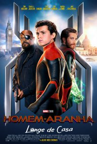 Poster do filme Homem-Aranha: Longe de Casa / Spider-Man: Far from Home (2019)