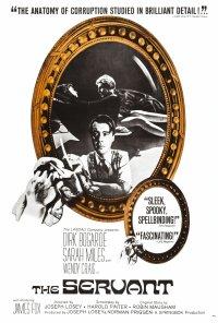 Poster do filme O Criado (reposição) / The Servant (1963)