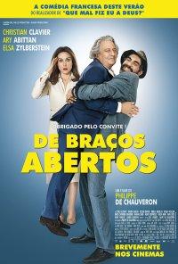 Poster do filme De Braços Abertos / À bras ouverts (2017)