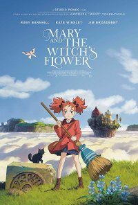 Poster do filme Meari to majo no hana / Mary and the Witch's Flower (2017)