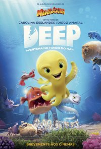 Poster do filme Deep: Aventura no Fundo do Mar / Deep (2017)