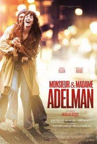 Poster do filme Monsieur & Madame Adelman (2017)