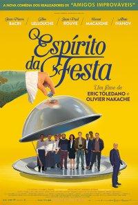 Poster do filme O Espírito da Festa / Le Sens de la fête (2017)