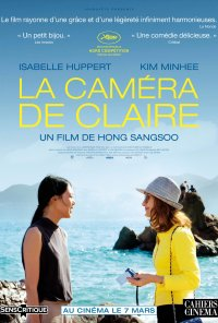 Poster do filme La caméra de Claire (2017)