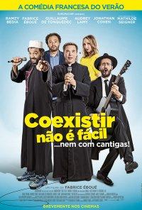 Poster do filme Coexistir Não É Fácil / CoExister (2017)