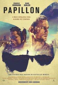 Poster do filme Papillon (2018)