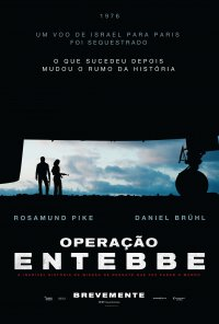 Poster do filme Operação Entebbe / 7 Days in Entebbe (2018)