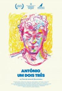 Poster do filme António Um Dois Três (2017)