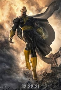 Poster do filme Black Adam (2021)