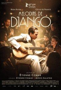 Poster do filme Melodias de Django / Django (2017)