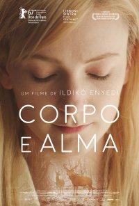 Poster do filme Corpo e Alma / Testről és Lélekről / On Body and Soul (2017)