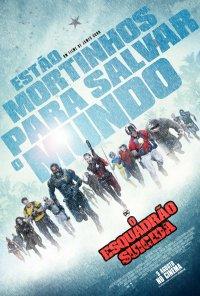 Poster do filme O Esquadrão Suicida / The Suicide Squad (2021)