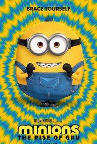 Poster do filme Mínimos 2: A Ascensão de Gru / Minions: The Rise of Gru (2020)
