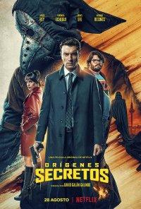 Poster do filme Origens Secretas / Orígenes secretos (2020)