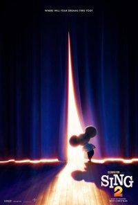 Poster do filme Cantar 2 / Sing 2 (2021)