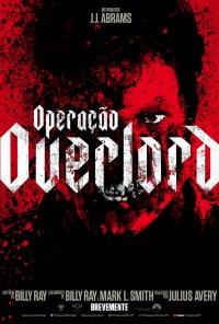 Poster do filme Operação Overlord / Overlord (2018)