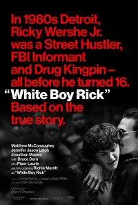 Poster do filme White Boy Rick (2018)