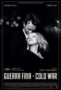 Poster do filme Cold War - Guerra Fria / Zimna wojna (2018)