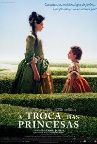 Poster do filme A Troca das Princesas / L'Echange des princesses (2017)