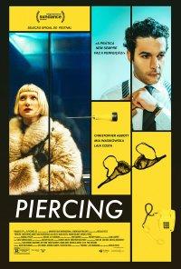 Poster do filme Piercing (2018)