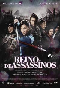 Poster do filme Reino de Assassinos / Jianyu - Reign of Assassins (2012)