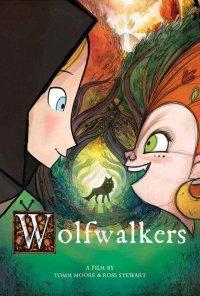 Poster do filme Wolfwalkers (2020)