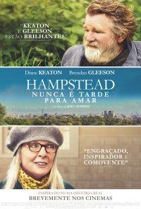 Poster do filme Hampstead: Nunca É Tarde Para Amar / Hampstead (2017)