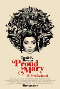 Poster do filme Proud Mary - A Profissional / Proud Mary (2018)