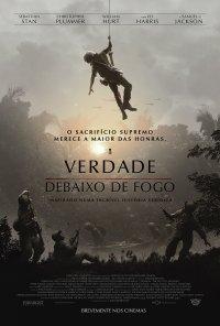 Poster do filme Verdade Debaixo de Fogo / The Last Full Measure (2020)