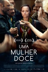 Poster do filme Uma Mulher Doce / Krotkaya / A Gentle Creature (2017)