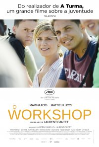 Poster do filme O Workshop / L'atelier (2017)