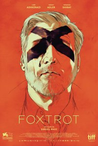 Poster do filme Foxtrot (2017)