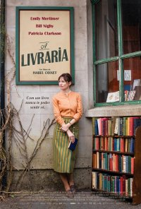 Poster do filme A Livraria / The Bookshop (2017)