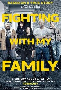 Poster do filme Uma Família no Ringue / Fighting with My Family (2019)
