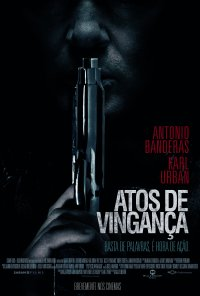 Poster do filme Atos de Vingança / Acts of Vengeance (2017)
