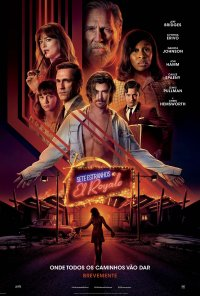 Poster do filme Sete Estranhos no El Royale / Bad Times at the El Royale (2018)