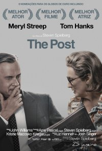 Poster do filme The Post (2017)