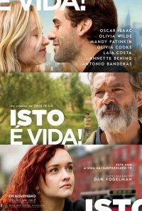 Poster do filme Isto É Vida / Life Itself (2018)