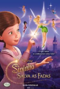 Poster do filme Sininho Salva as Fadas / Tinker Bell and the Great Fairy Rescue (2010)
