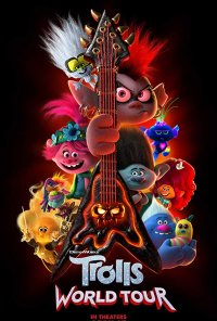 Poster do filme Trolls: Tour Mundial / Trolls World Tour (2020)