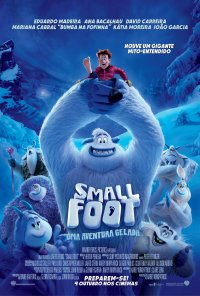 Poster do filme Smallfoot - Uma Aventura Gelada / Smallfoot (2018)