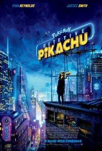 Poster do filme Pokémon Detetive Pikachu / Pokémon: Detective Pikachu (2019)