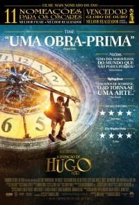 Poster do filme A Invenção de Hugo / Hugo (2011)