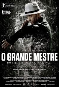 Poster do filme O Grande Mestre / Yi Dai Zong Shi - The Grandmaster (2012)