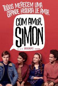 Poster do filme Com Amor, Simon / Love, Simon (2018)