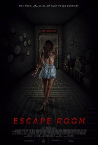 Poster do filme Escape Room (2017)