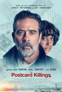 Poster do filme Postais Mortíferos / The Postcard Killings (2020)