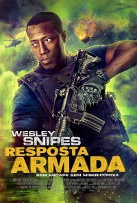 Poster do filme Resposta Armada / Armed Response (2017)