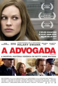 Poster do filme Advogada / Conviction (2010)