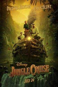 Poster do filme Jungle Cruise - A Maldição Nos Confins da Selva / Jungle Cruise (2019)